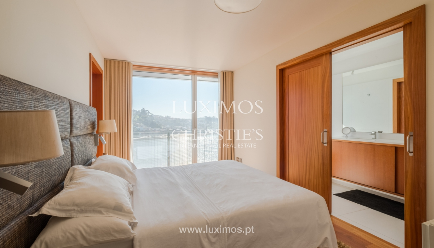 Luxury apartment in the first line of Douro River, in Porto, Portugal_134845