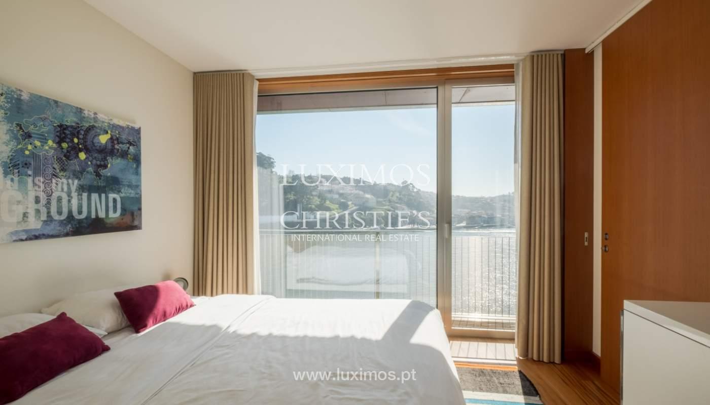 Apartamento de lujo en primera línea del río Duero, en Oporto, Portugal_134847