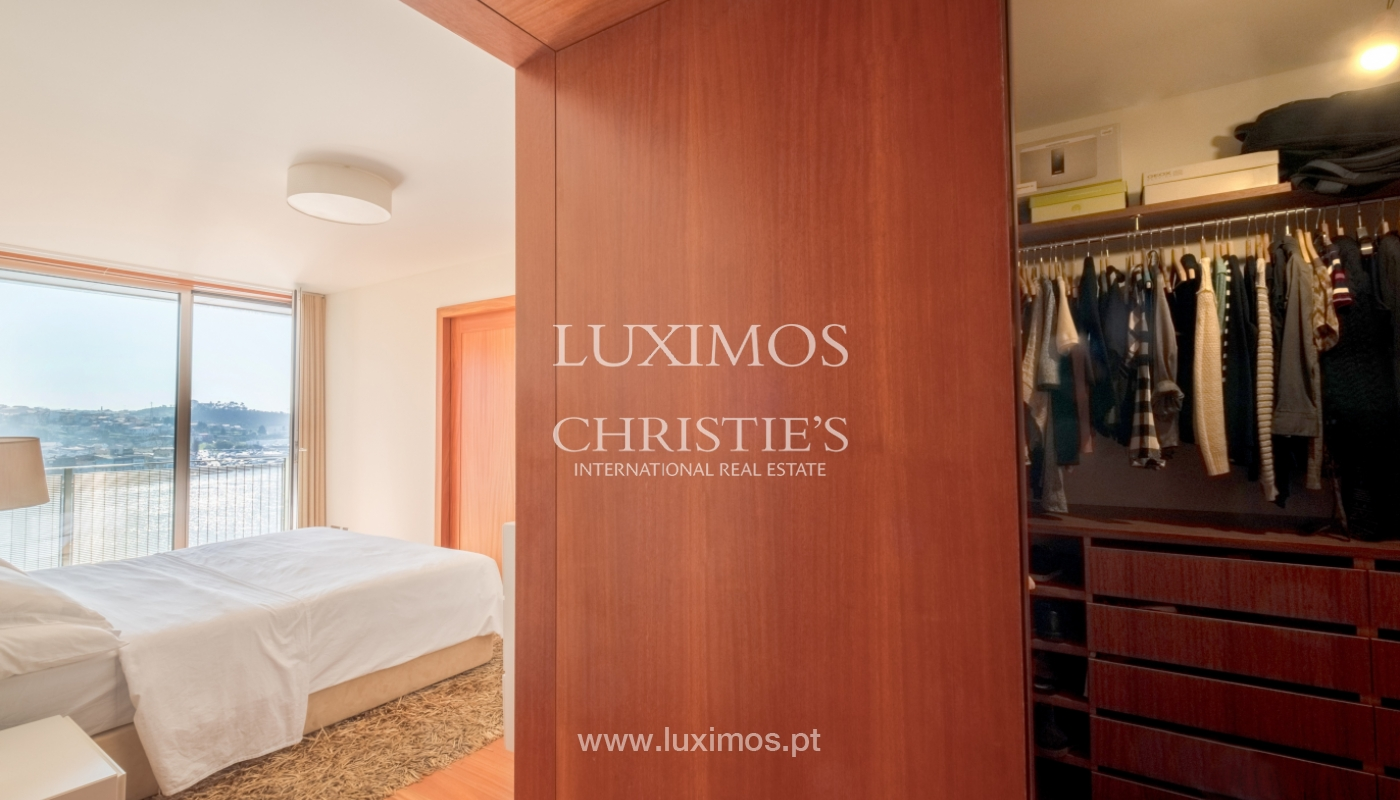 Luxury apartment in the first line of Douro River, in Porto, Portugal_134849