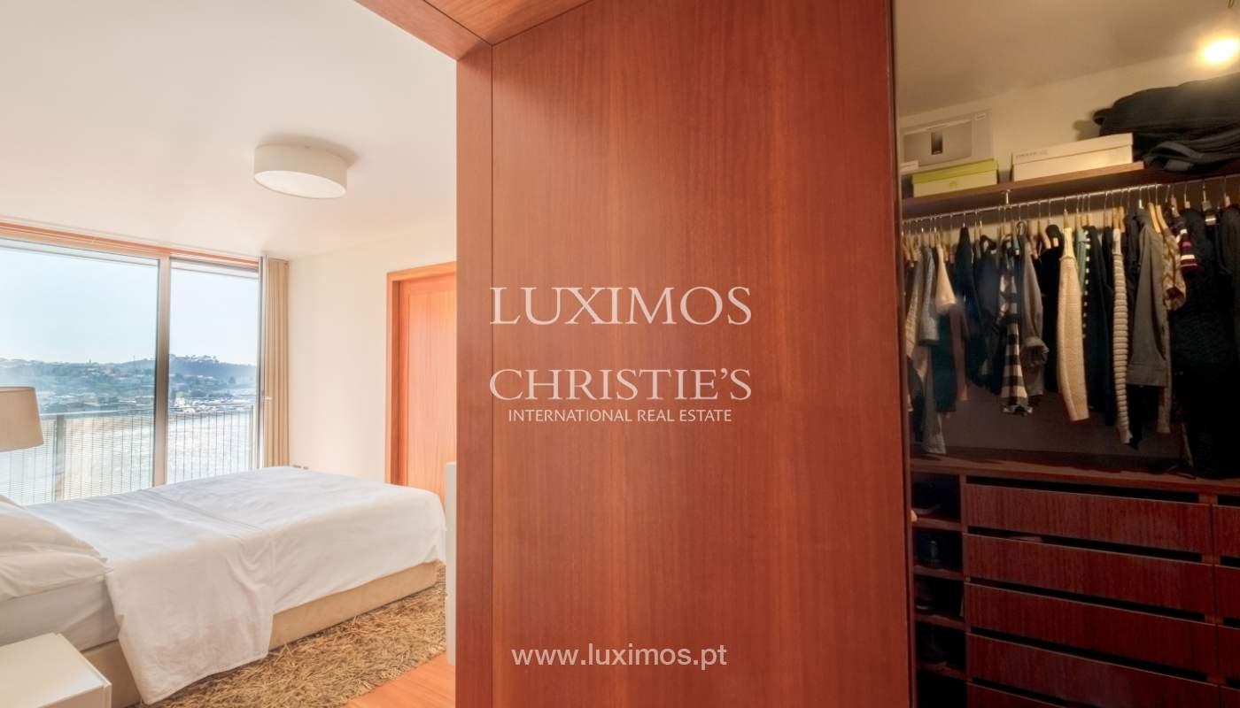 Apartamento de lujo en primera línea del río Duero, en Oporto, Portugal_134849