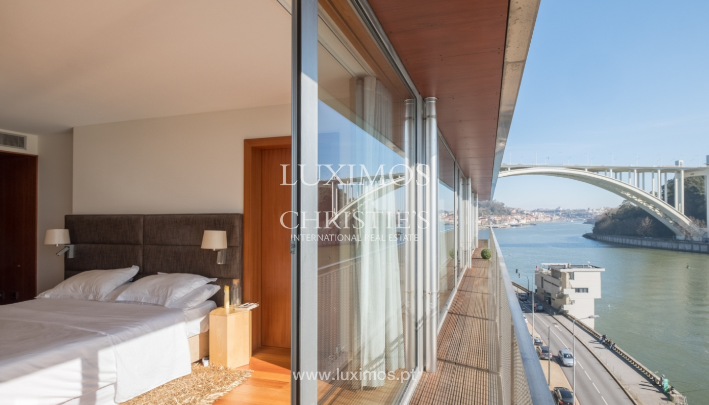 Luxury apartment in the first line of Douro River, in Porto, Portugal_134856
