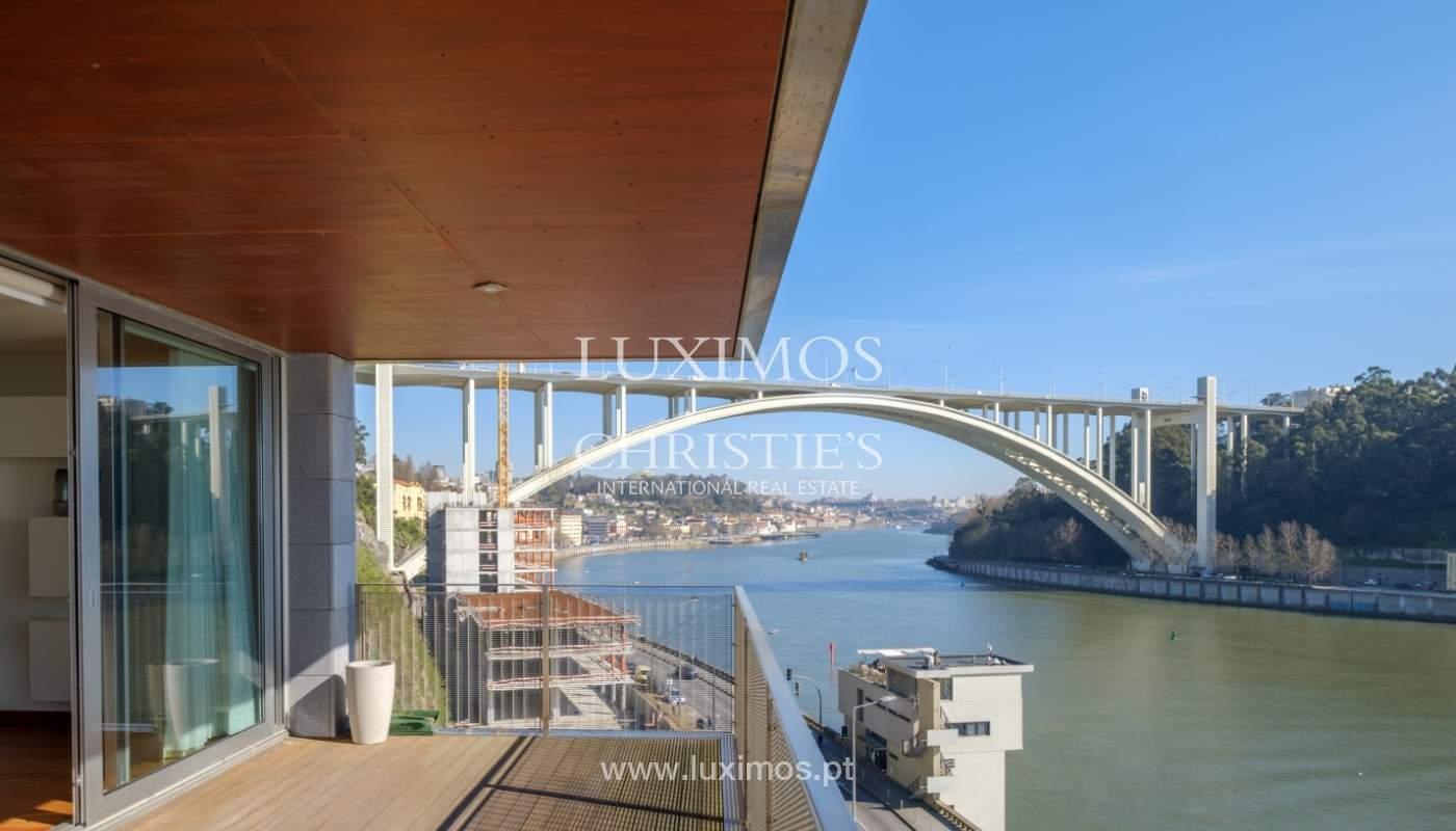 Apartamento de lujo en primera línea del río Duero, en Oporto, Portugal_134862
