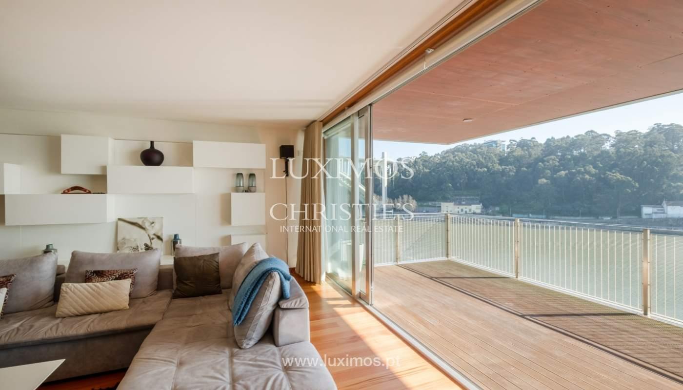 Apartamento de lujo en primera línea del río Duero, en Oporto, Portugal_134867