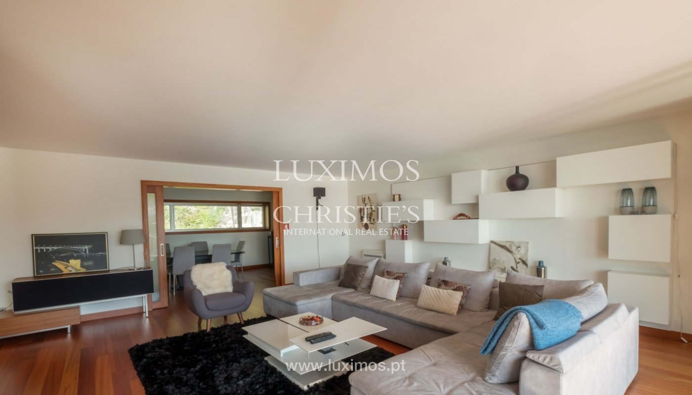 Luxury apartment in the first line of Douro River, in Porto, Portugal_134873