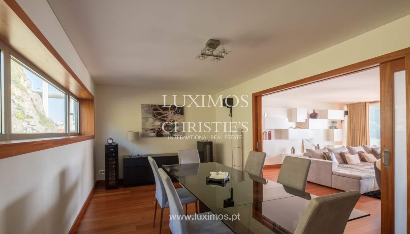 Luxuswohnung in der ersten Reihe des Douro in Porto, Portugal_134876