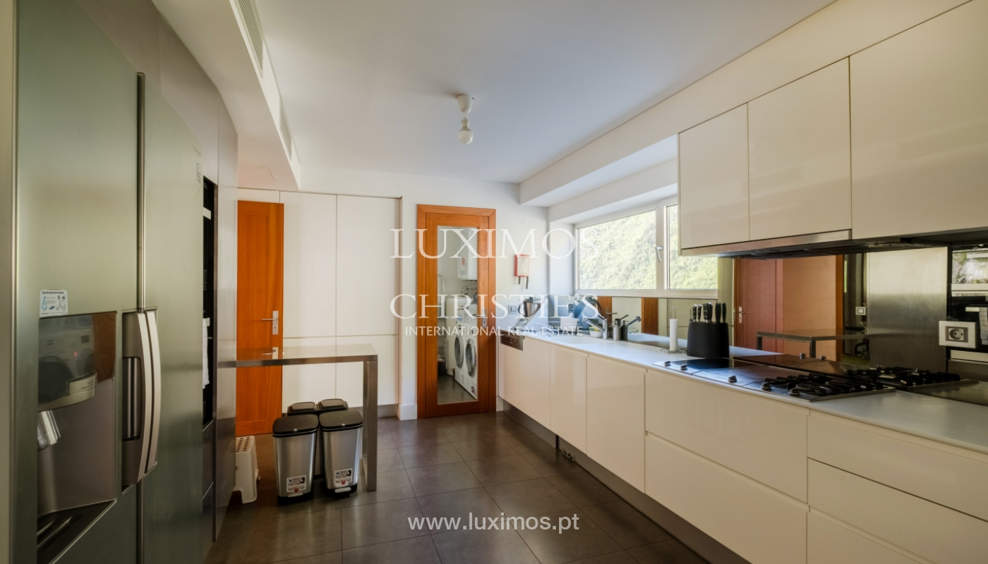 Luxury apartment in the first line of Douro River, in Porto, Portugal_134877