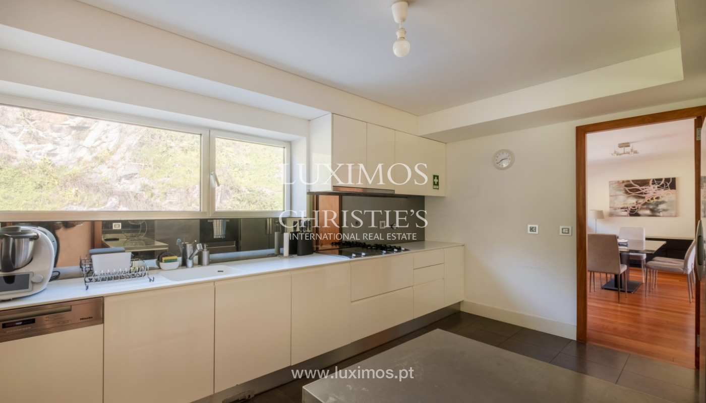 Luxury apartment in the first line of Douro River, in Porto, Portugal_134880