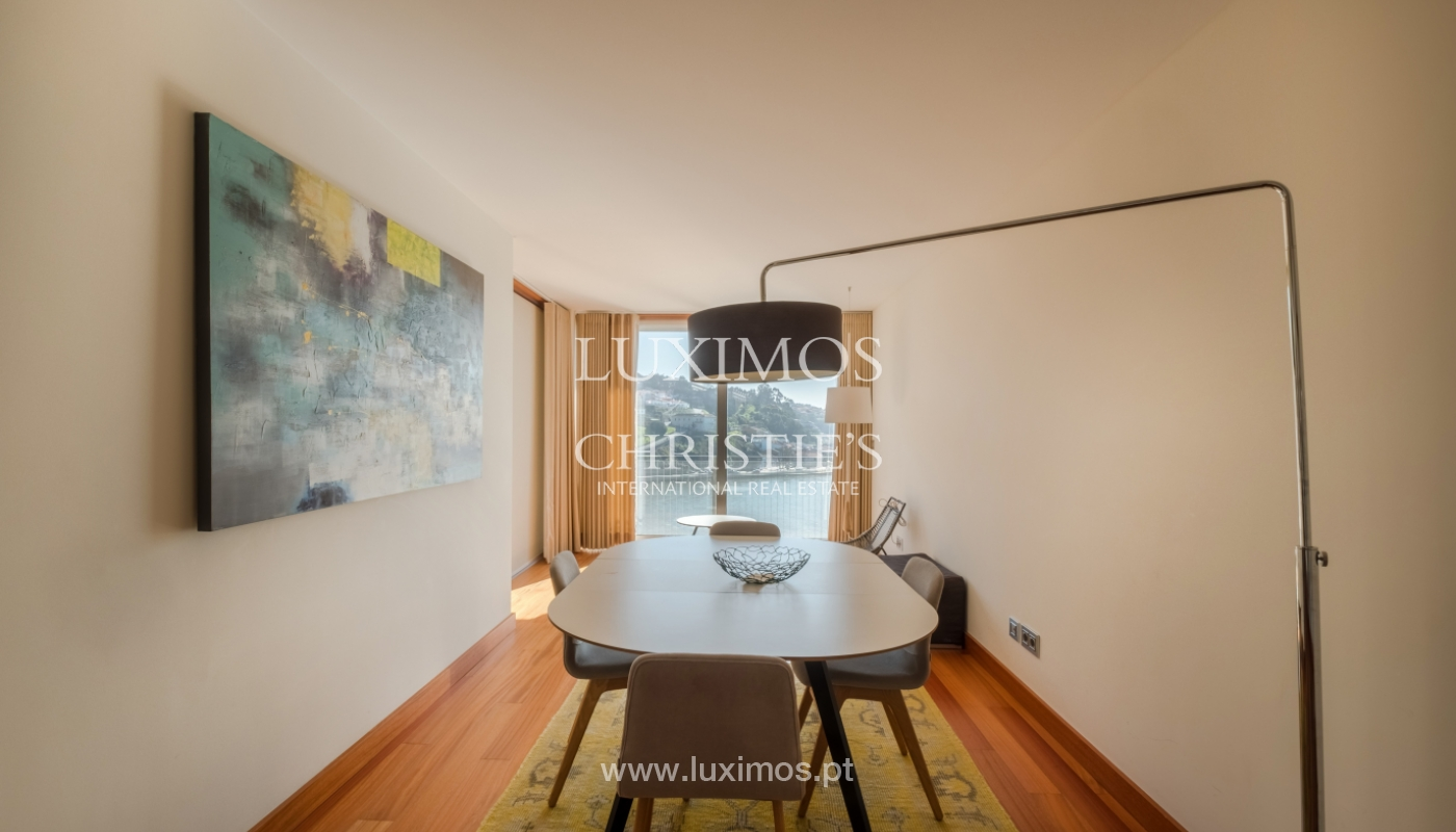 Luxury apartment in the first line of Douro River, in Porto, Portugal_134882