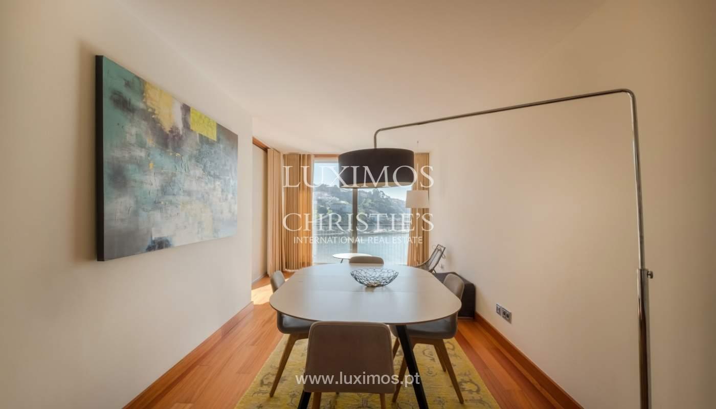 Apartamento de lujo en primera línea del río Duero, en Oporto, Portugal_134882