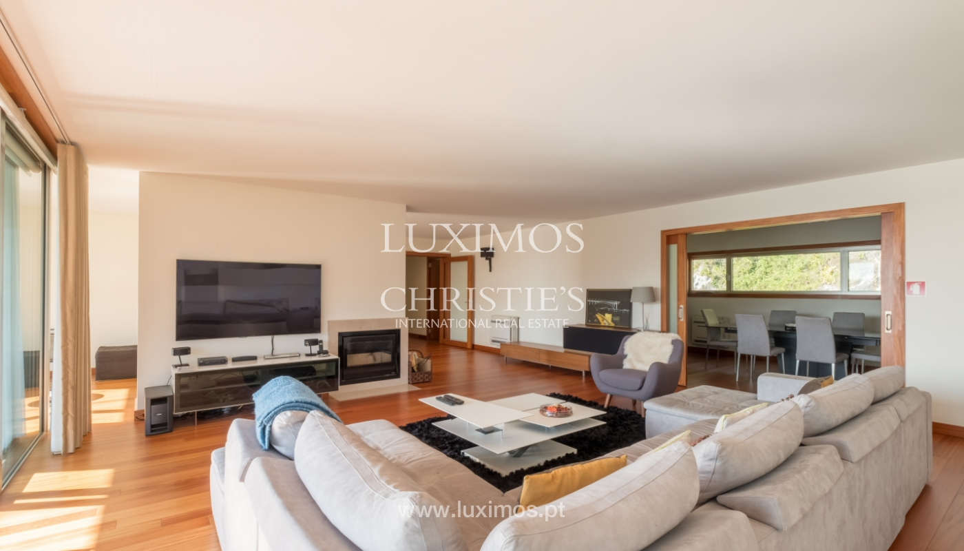Luxury apartment in the first line of Douro River, in Porto, Portugal_134889