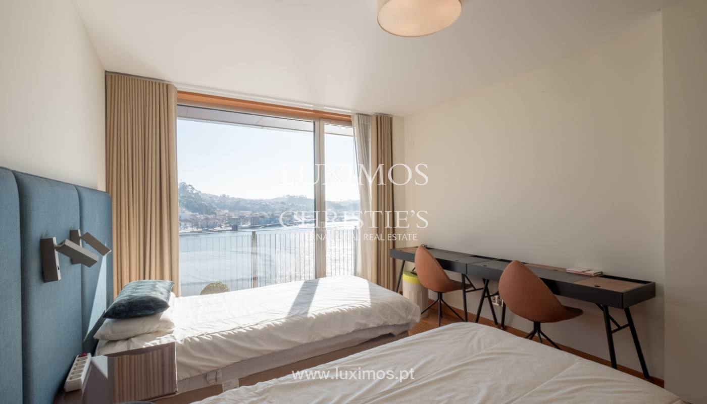 Luxury apartment in the first line of Douro River, in Porto, Portugal_134901