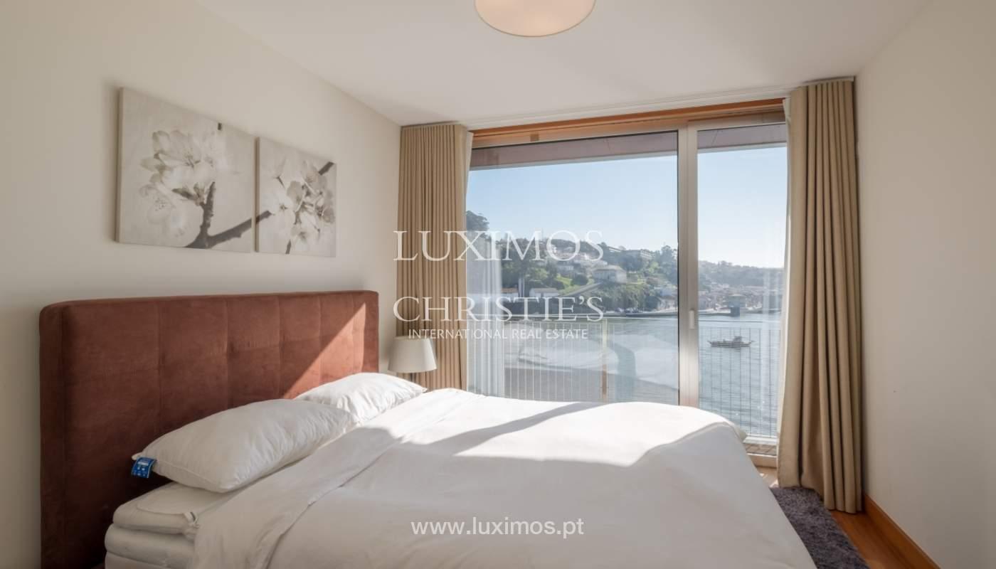Apartamento de lujo en primera línea del río Duero, en Oporto, Portugal_134906
