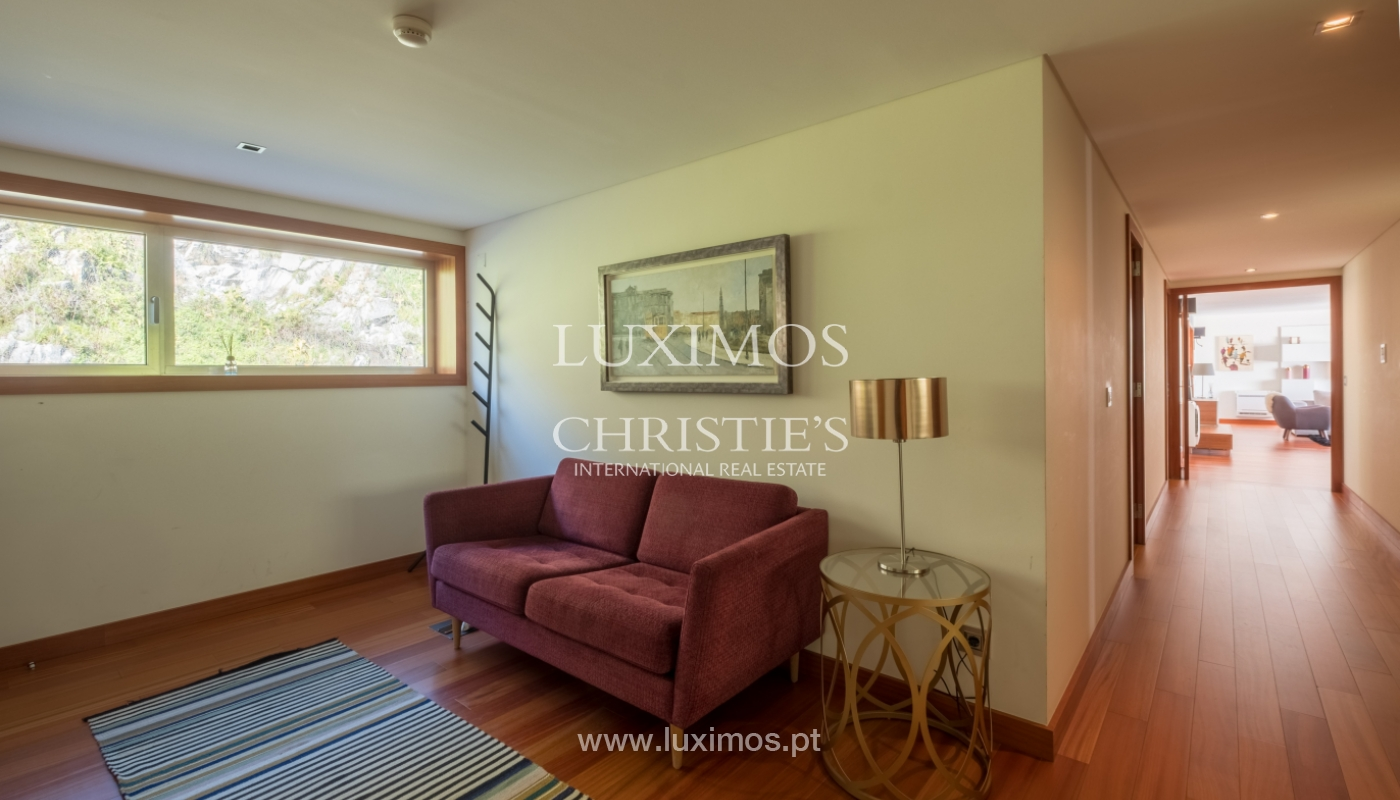 Luxury apartment in the first line of Douro River, in Porto, Portugal_134910
