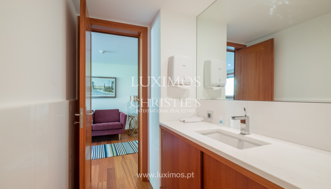 Luxury apartment in the first line of Douro River, in Porto, Portugal_134917