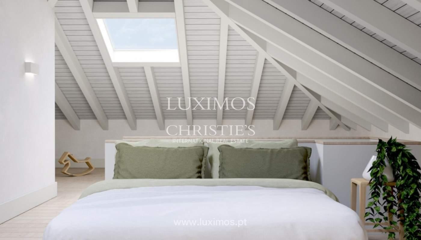 Appartement duplex neuf et moderne avec patio, à vendre au Porto, Portugal_135003