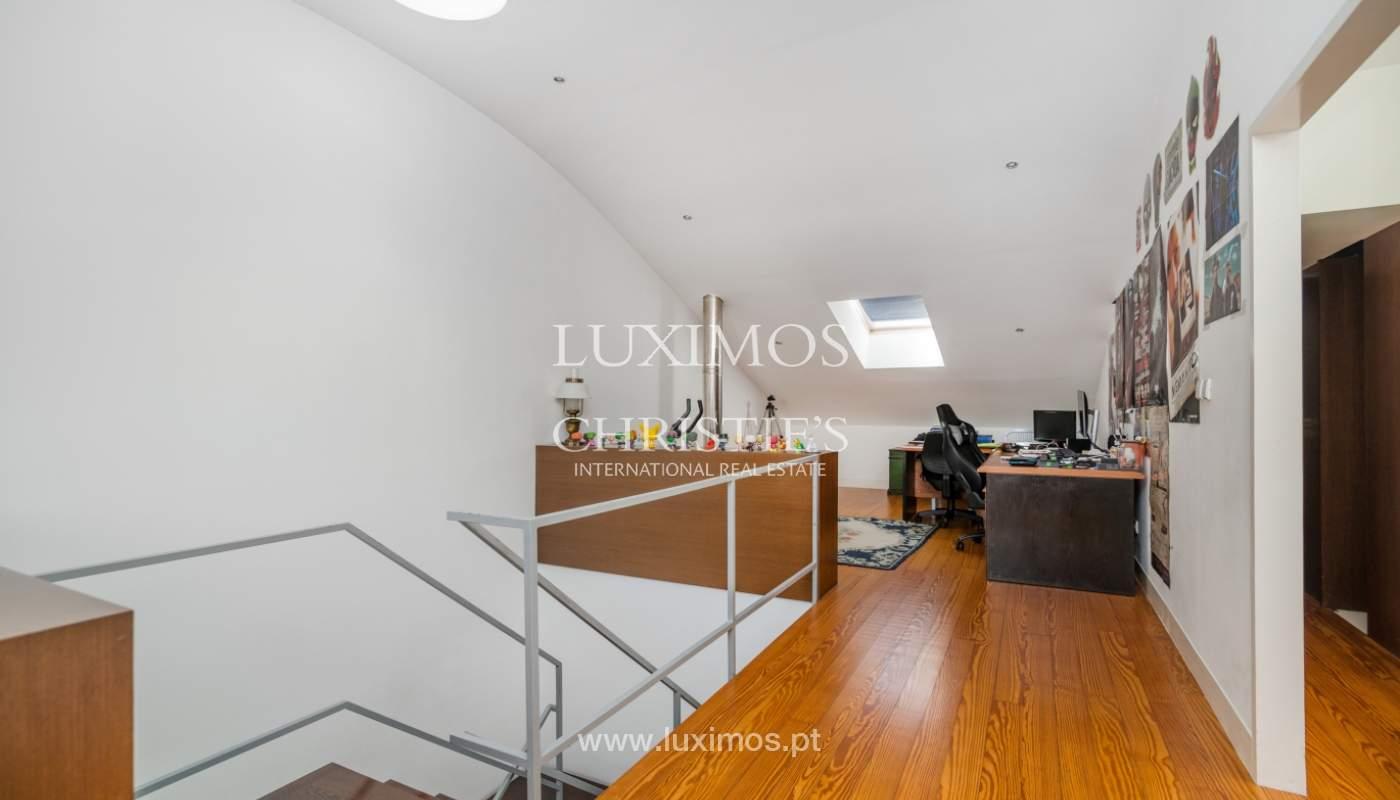 Moderne und luxuriöse Haus mit Garten in Porto, Portugal_135051