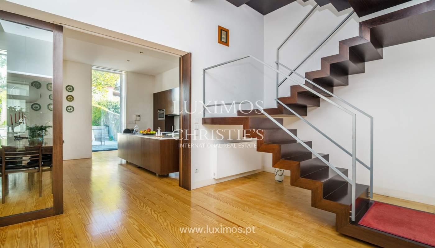 Moderne und luxuriöse Haus mit Garten in Porto, Portugal_135060