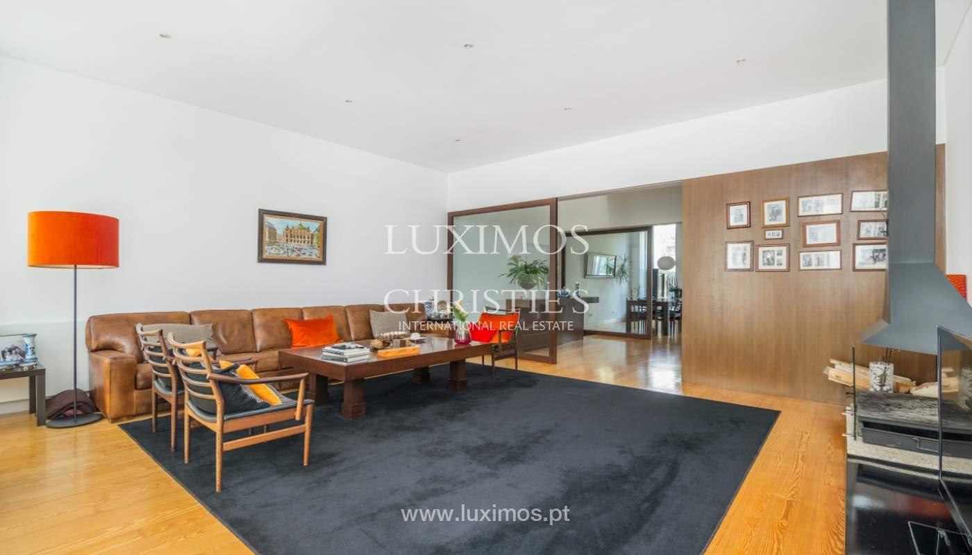 Moderne und luxuriöse Haus mit Garten in Porto, Portugal_135063