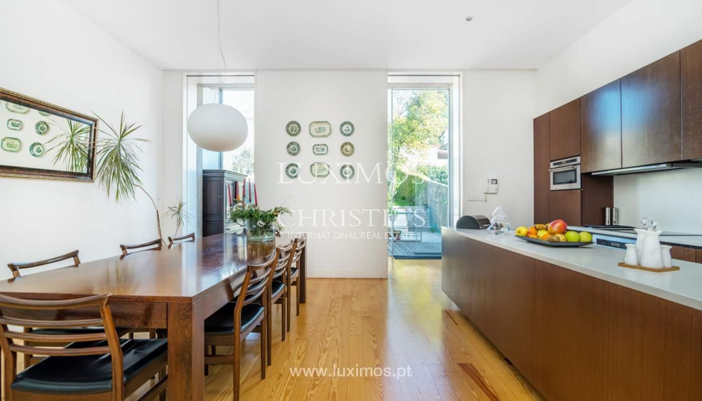 Moderne und luxuriöse Haus mit Garten in Porto, Portugal_135067