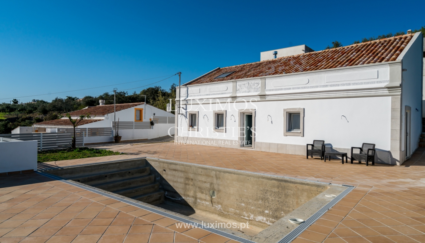 Haus mit Pool zu verkaufen in São Bras Alportel, Algarve, Portugal_135134