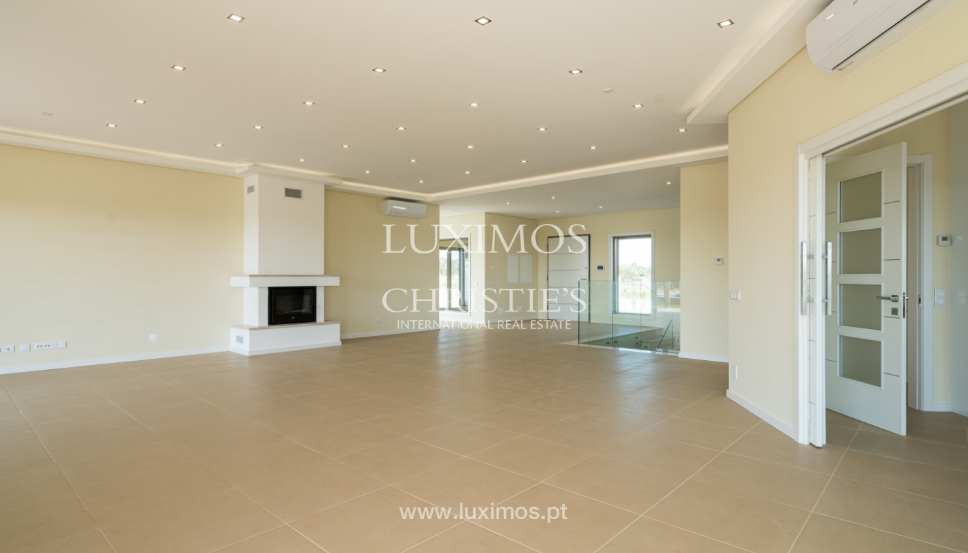 Villa neuve avec piscine à vendre à Odiáxere, Lagos, Algarve, Portugal_135189