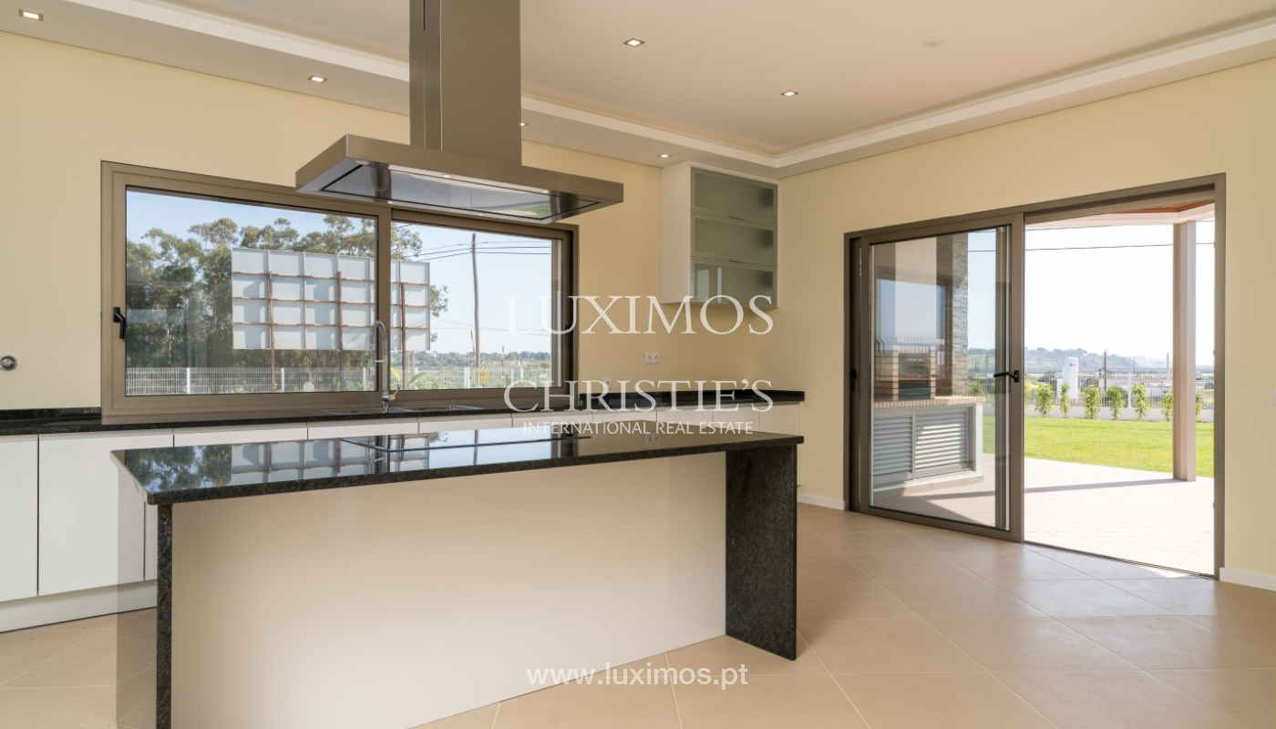 New villa for sale with pool in Odiáxere, Lagos, Algarve, Portugal_135191