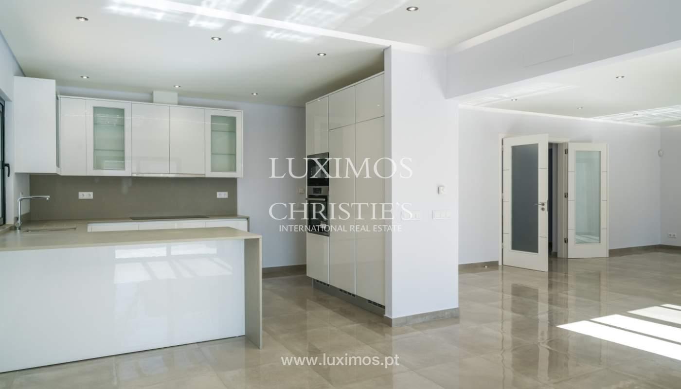 Sale of new luxury villa,with pool, Ancão, Almancil, Algarve, Portugal_135241