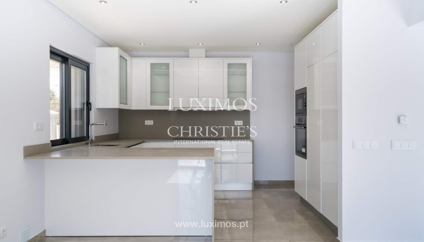 Sale of new luxury villa,with pool, Ancão, Almancil, Algarve, Portugal_135242