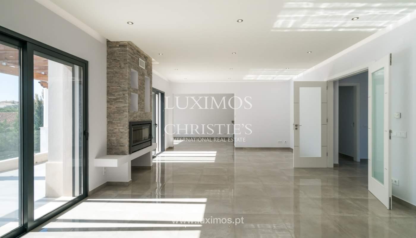 Sale of new luxury villa,with pool, Ancão, Almancil, Algarve, Portugal_135243