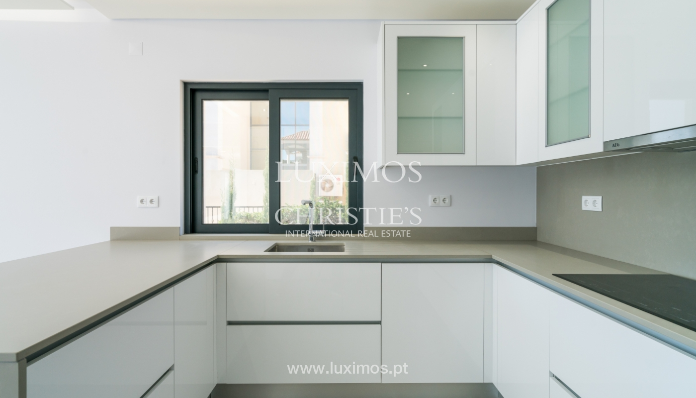 Sale of new luxury villa,with pool, Ancão, Almancil, Algarve, Portugal_135244