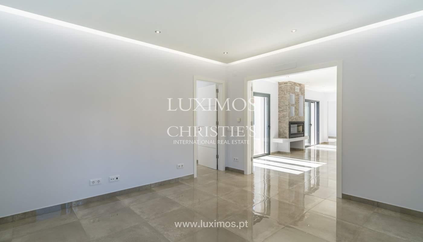 Sale of new luxury villa,with pool, Ancão, Almancil, Algarve, Portugal_135247