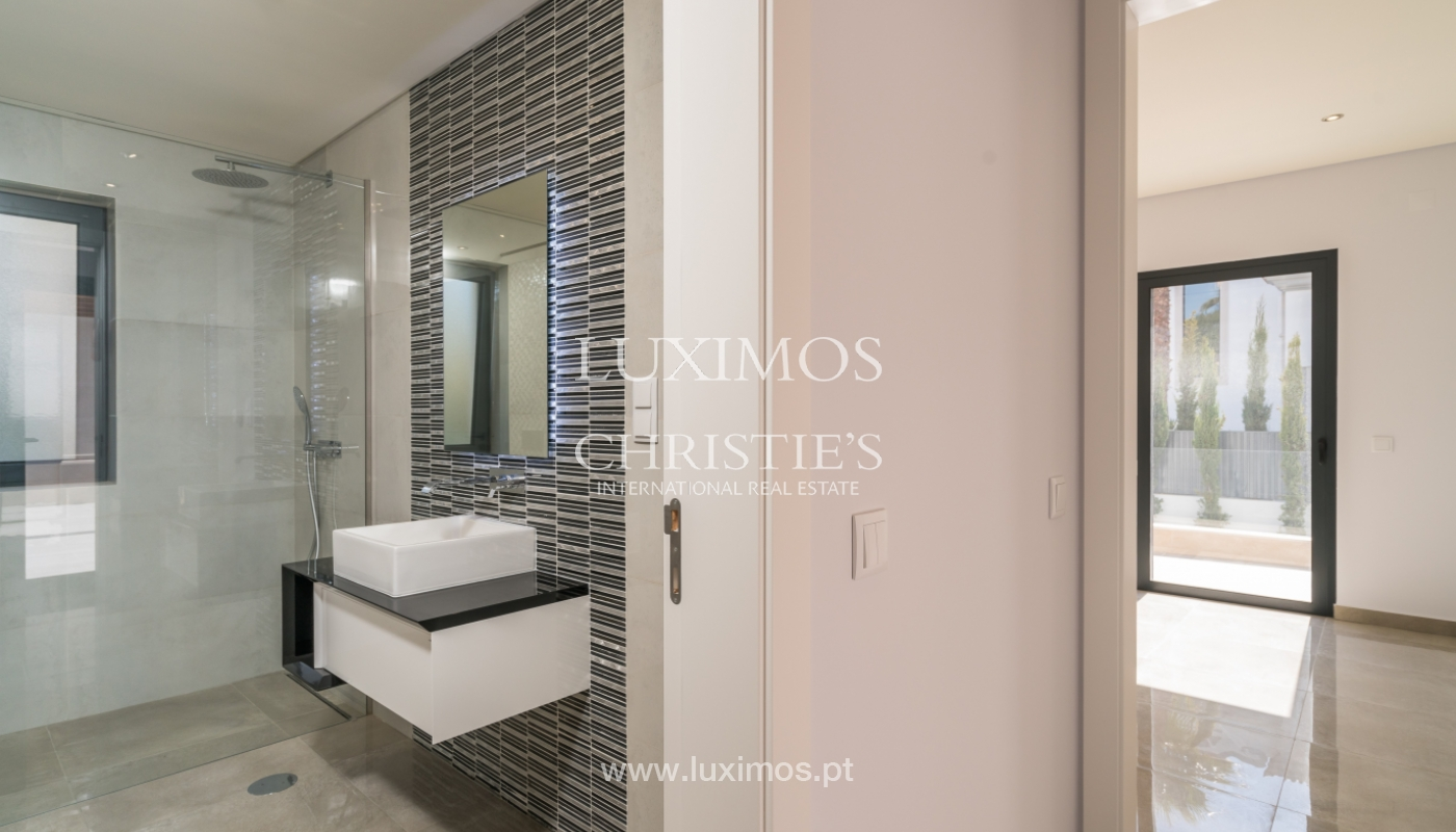 Sale of new luxury villa,with pool, Ancão, Almancil, Algarve, Portugal_135248