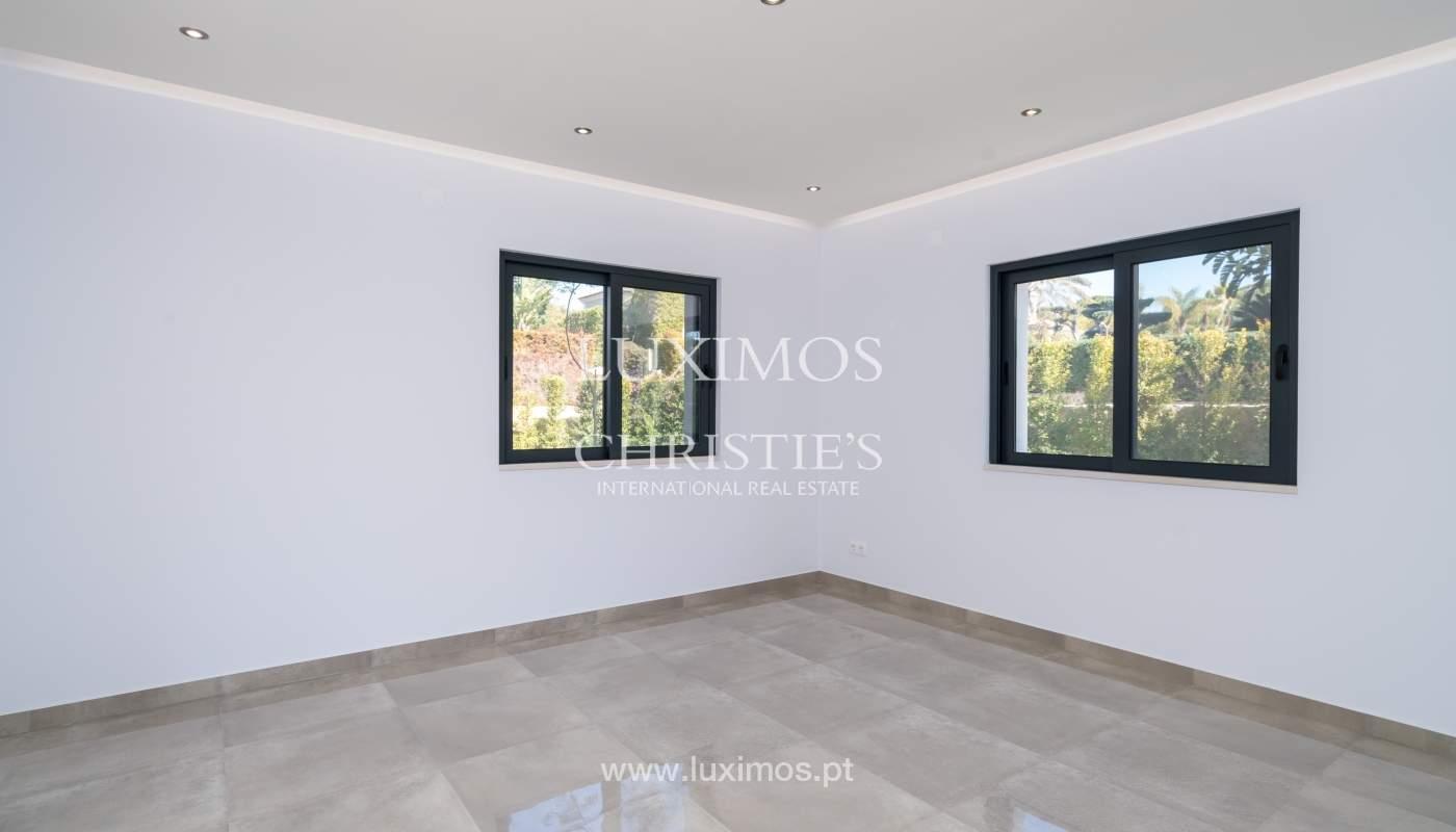 Sale of new luxury villa,with pool, Ancão, Almancil, Algarve, Portugal_135250