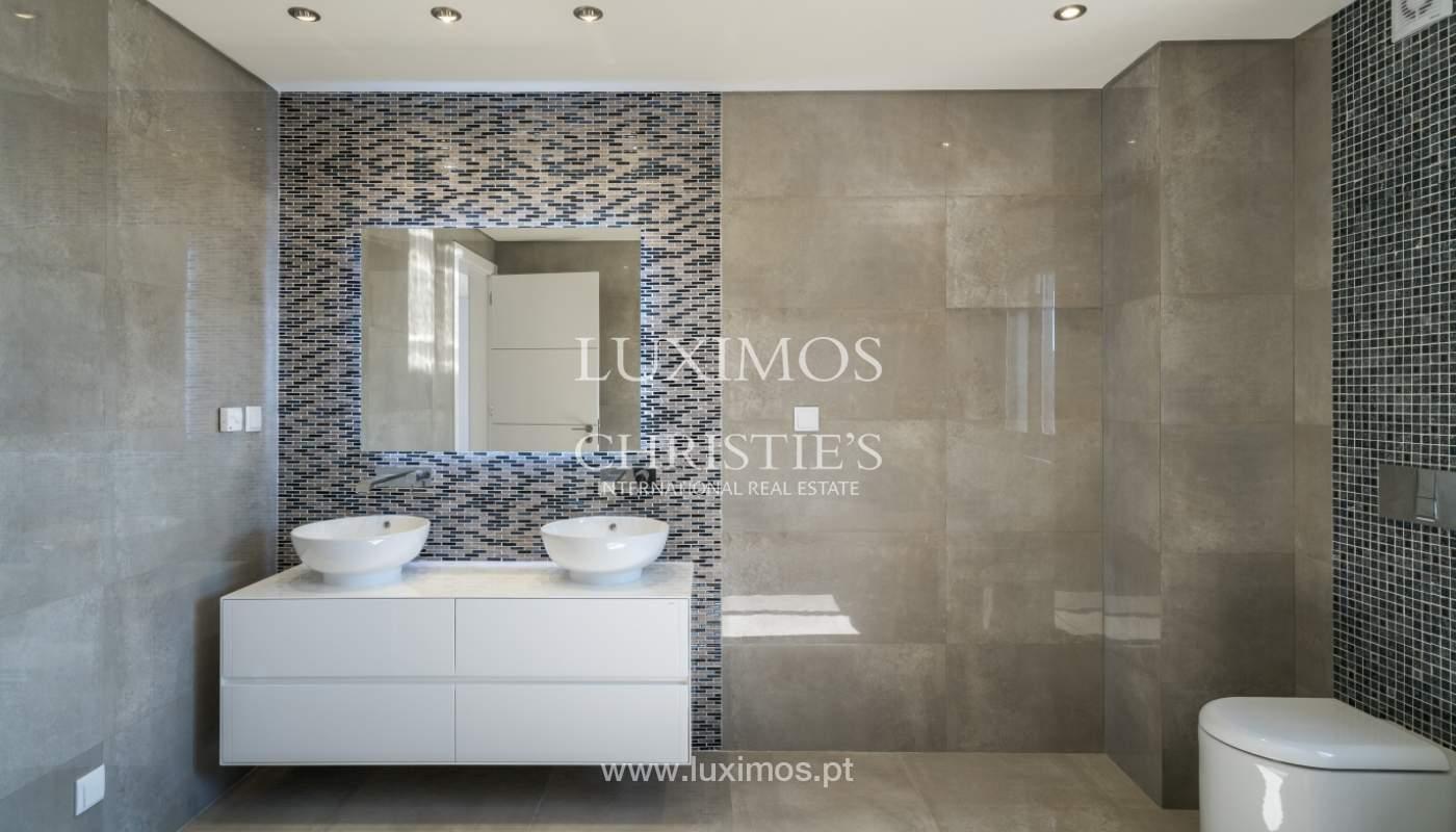 Sale of new luxury villa,with pool, Ancão, Almancil, Algarve, Portugal_135264