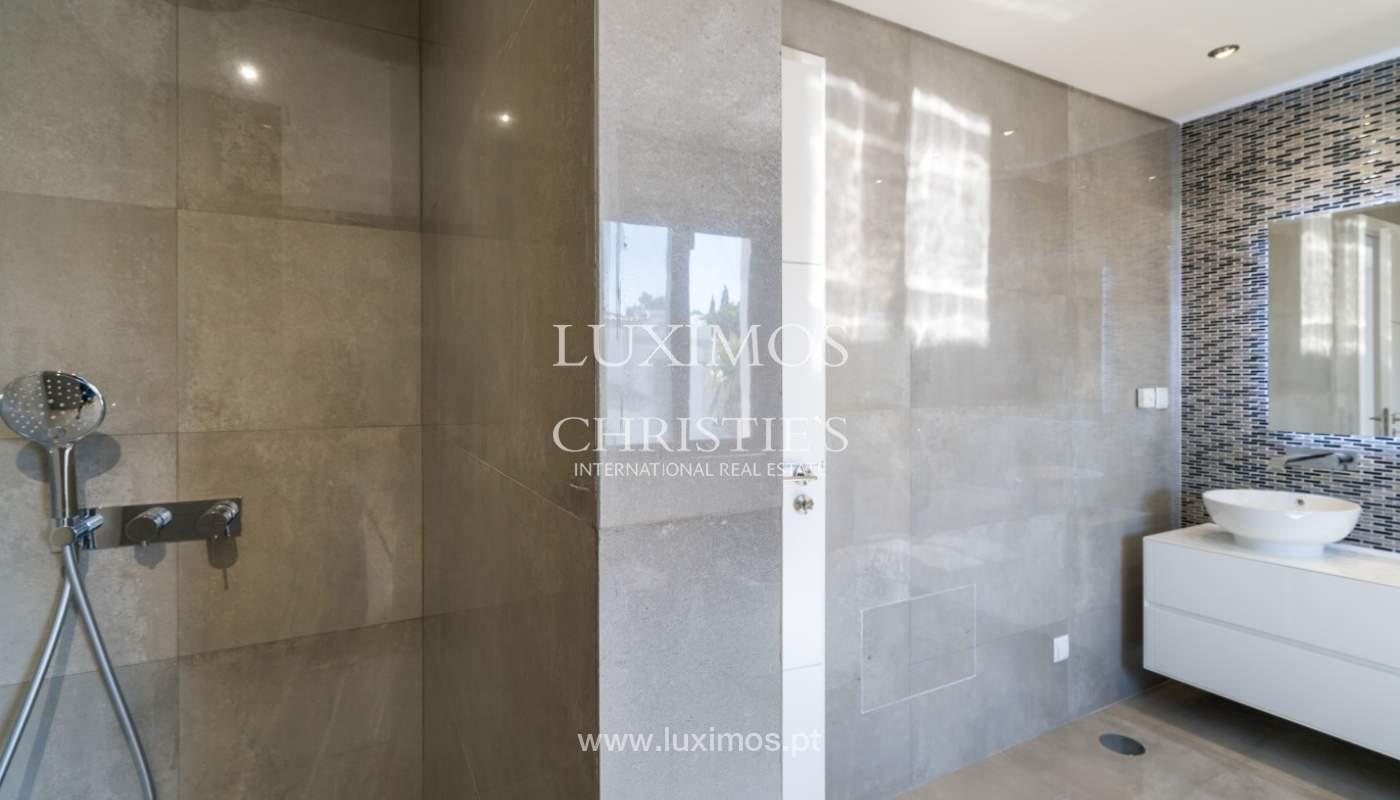 Sale of new luxury villa,with pool, Ancão, Almancil, Algarve, Portugal_135266