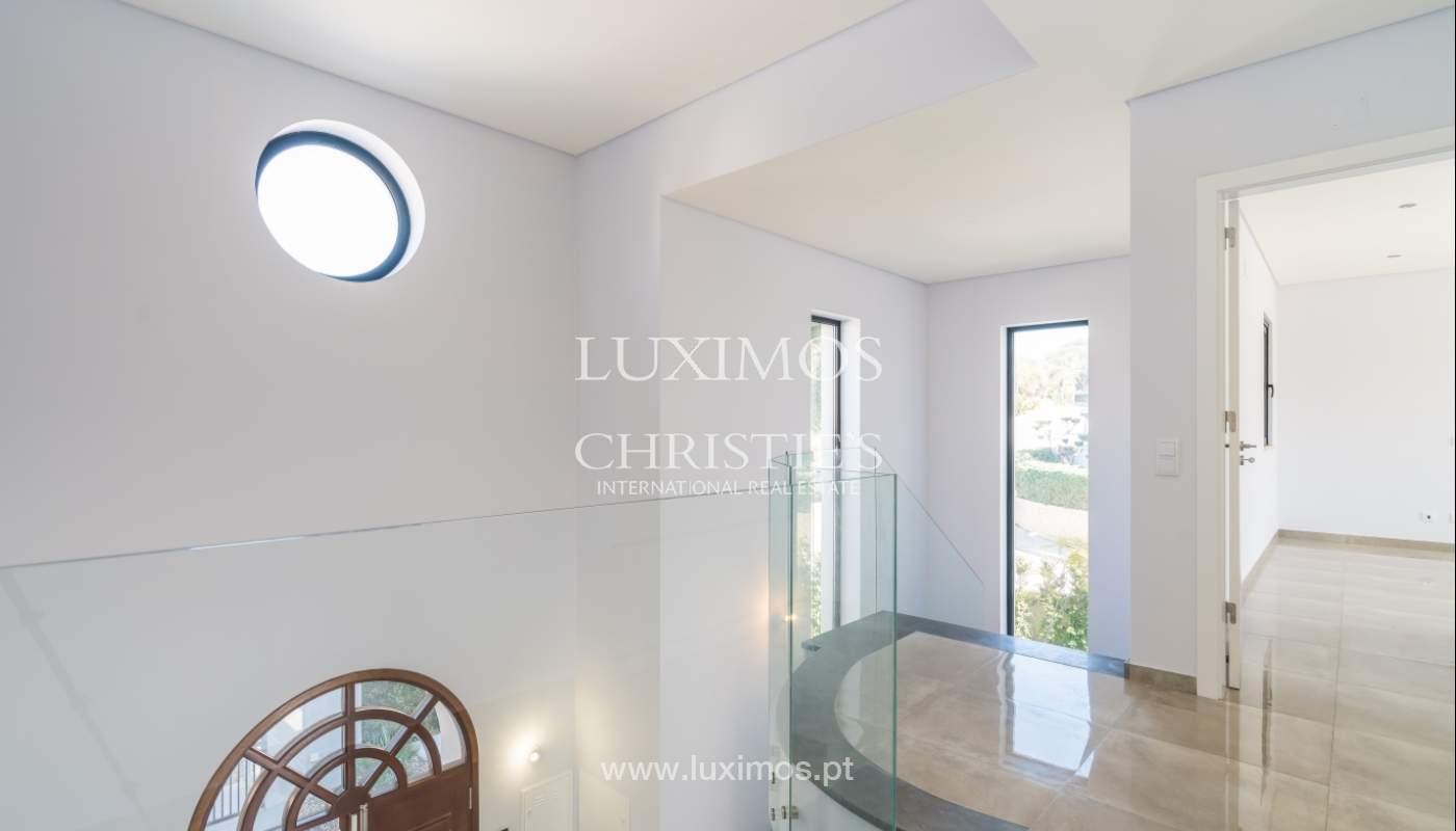 Sale of new luxury villa,with pool, Ancão, Almancil, Algarve, Portugal_135268