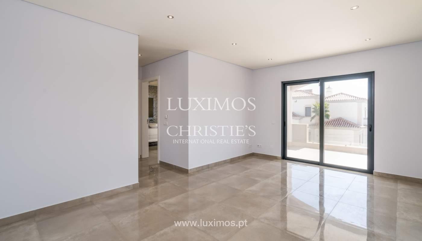 Venda de moradia nova de luxo, com piscina no Ancão, Almancil, Algarve_135272