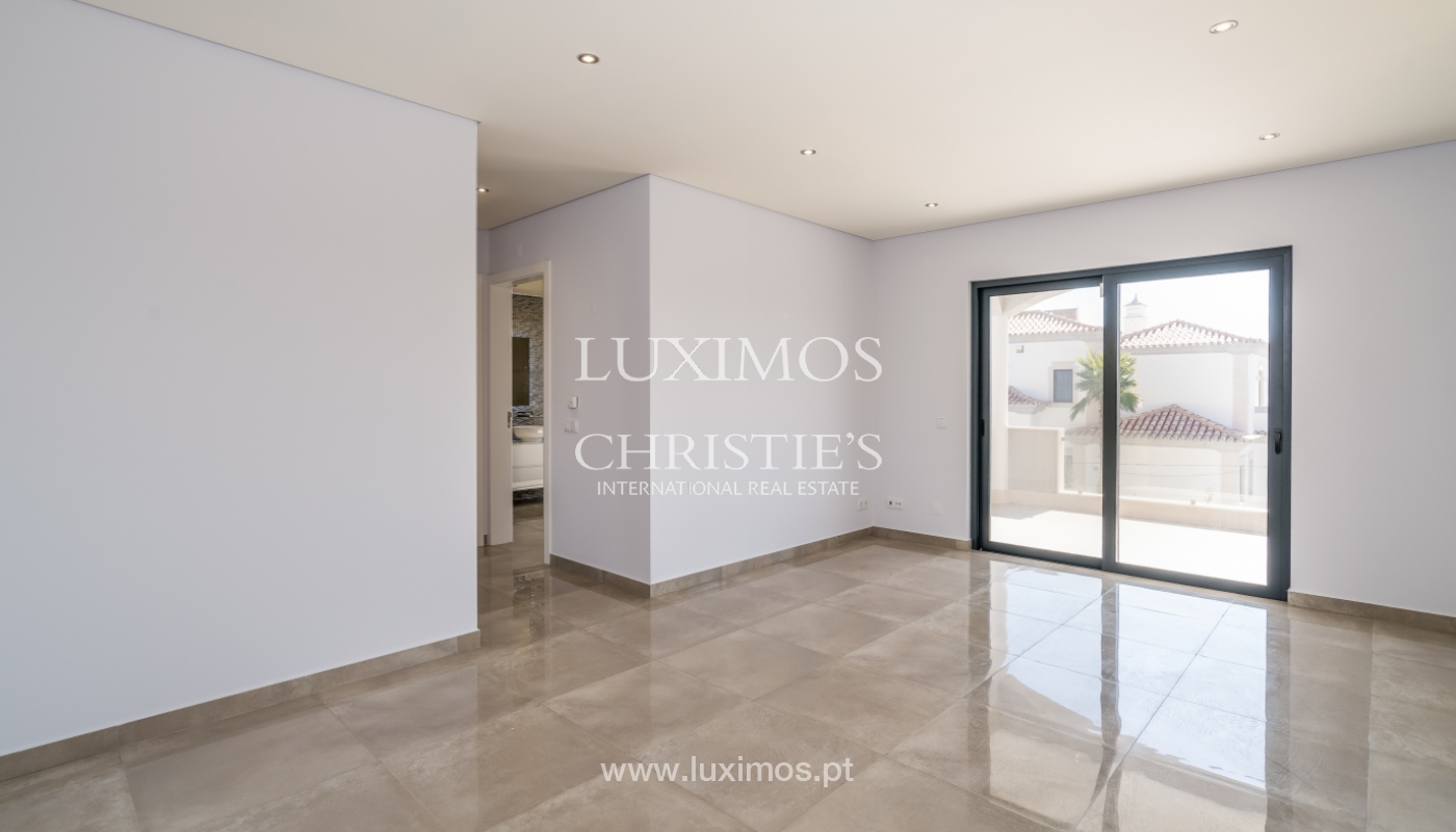 Sale of new luxury villa,with pool, Ancão, Almancil, Algarve, Portugal_135272