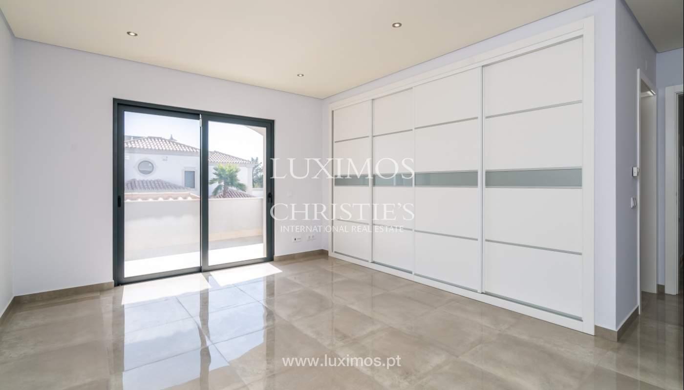 Sale of new luxury villa,with pool, Ancão, Almancil, Algarve, Portugal_135276
