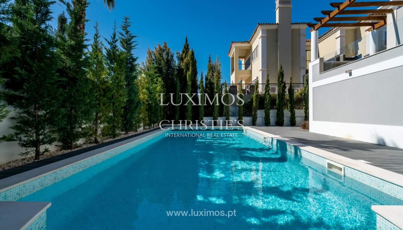 Sale of new luxury villa,with pool, Ancão, Almancil, Algarve, Portugal_135291