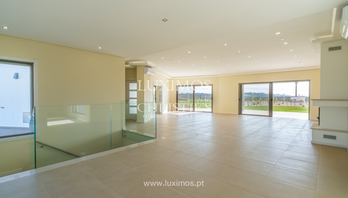 New villa for sale with pool in Odiáxere, Lagos, Algarve, Portugal_135300