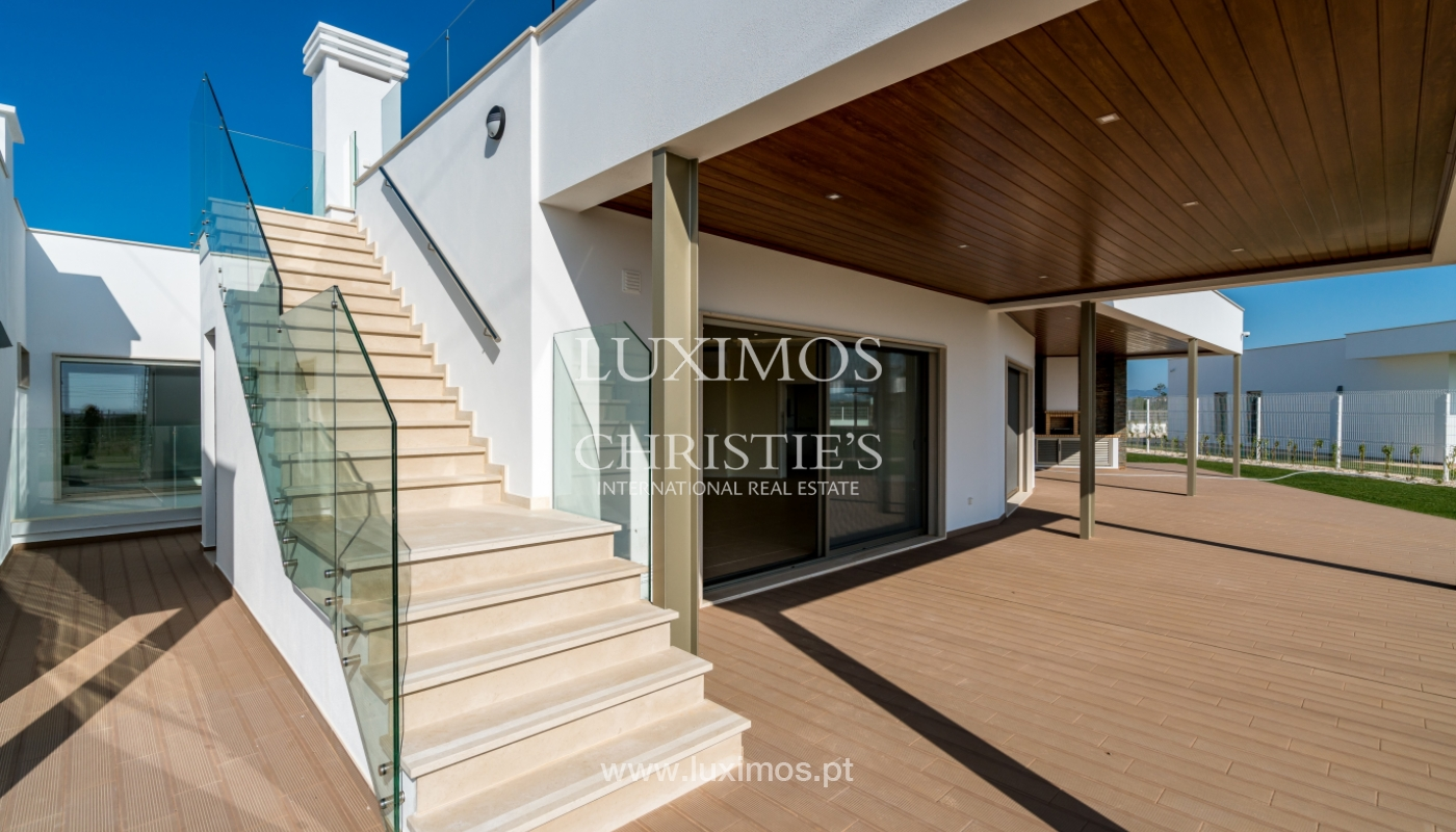 New villa for sale with pool in Odiáxere, Lagos, Algarve, Portugal_135345