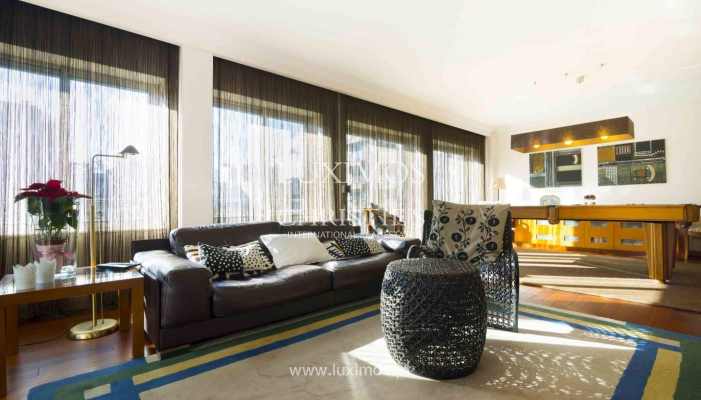 Penthouse à vendre avec terrasse et vue sur la ville de Porto,Portugal_135361