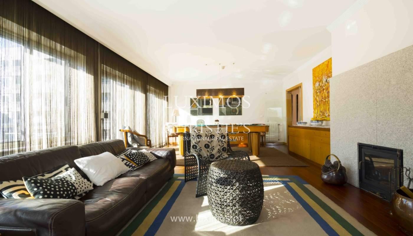 Penthouse à vendre avec terrasse et vue sur la ville de Porto,Portugal_135362