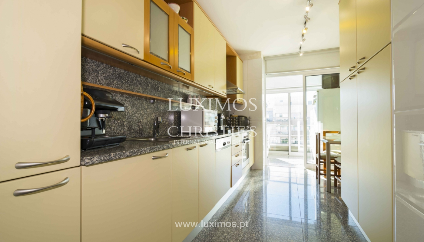 Penthouse à vendre avec terrasse et vue sur la ville de Porto,Portugal_135363