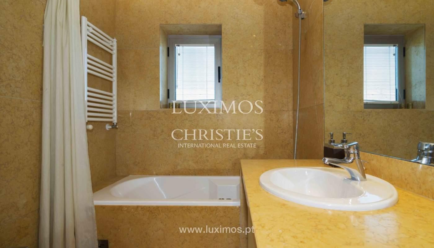 Penthouse à vendre avec terrasse et vue sur la ville de Porto,Portugal_135372