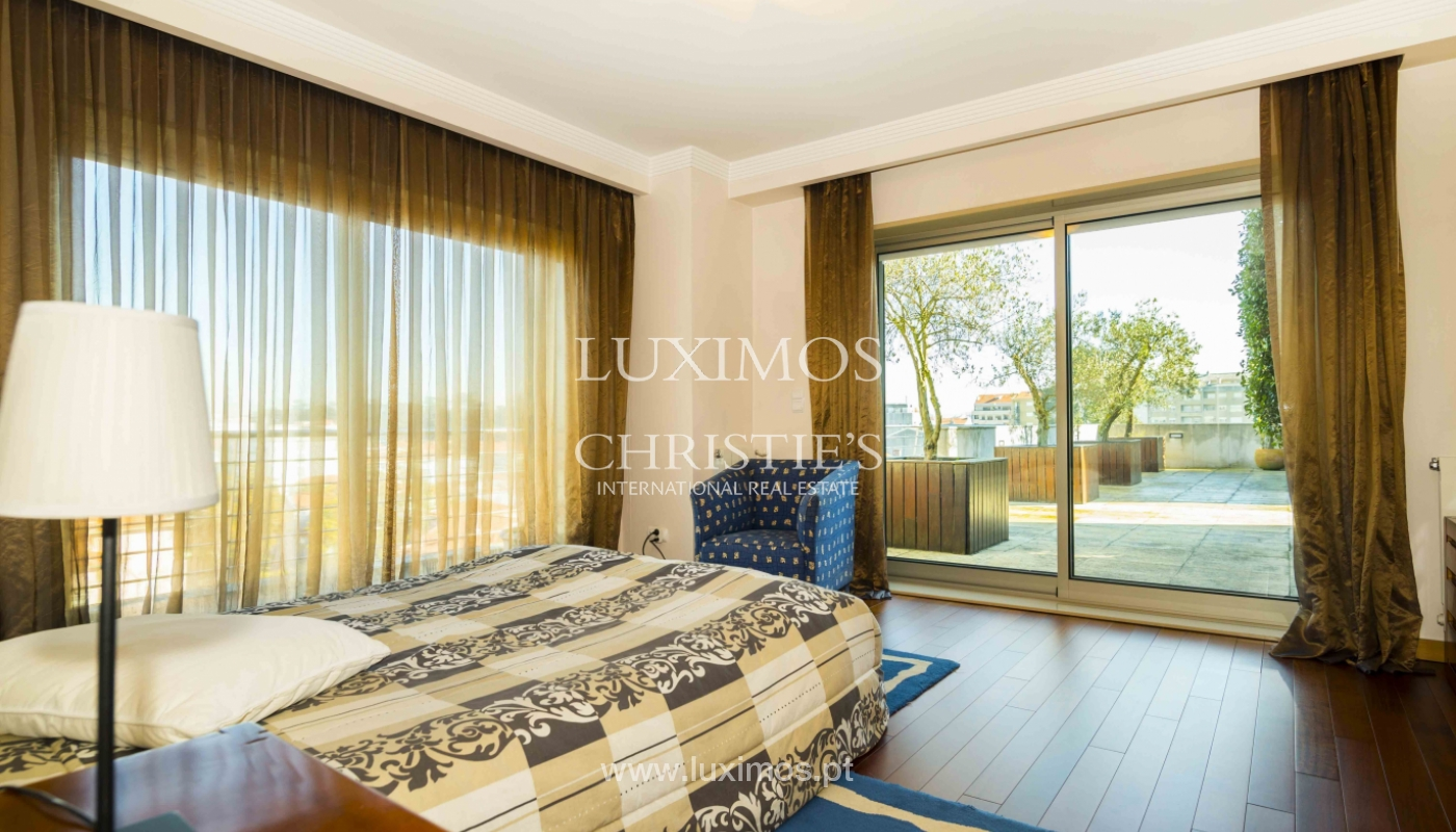 Penthouse à vendre avec terrasse et vue sur la ville de Porto,Portugal_135373