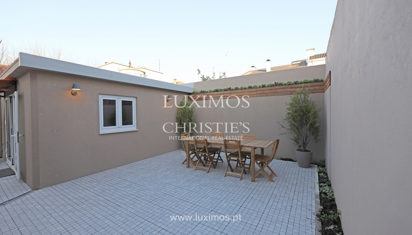 Wohnung mit Garten, in einer privilegierten Gegend von Porto, Portugal _135426