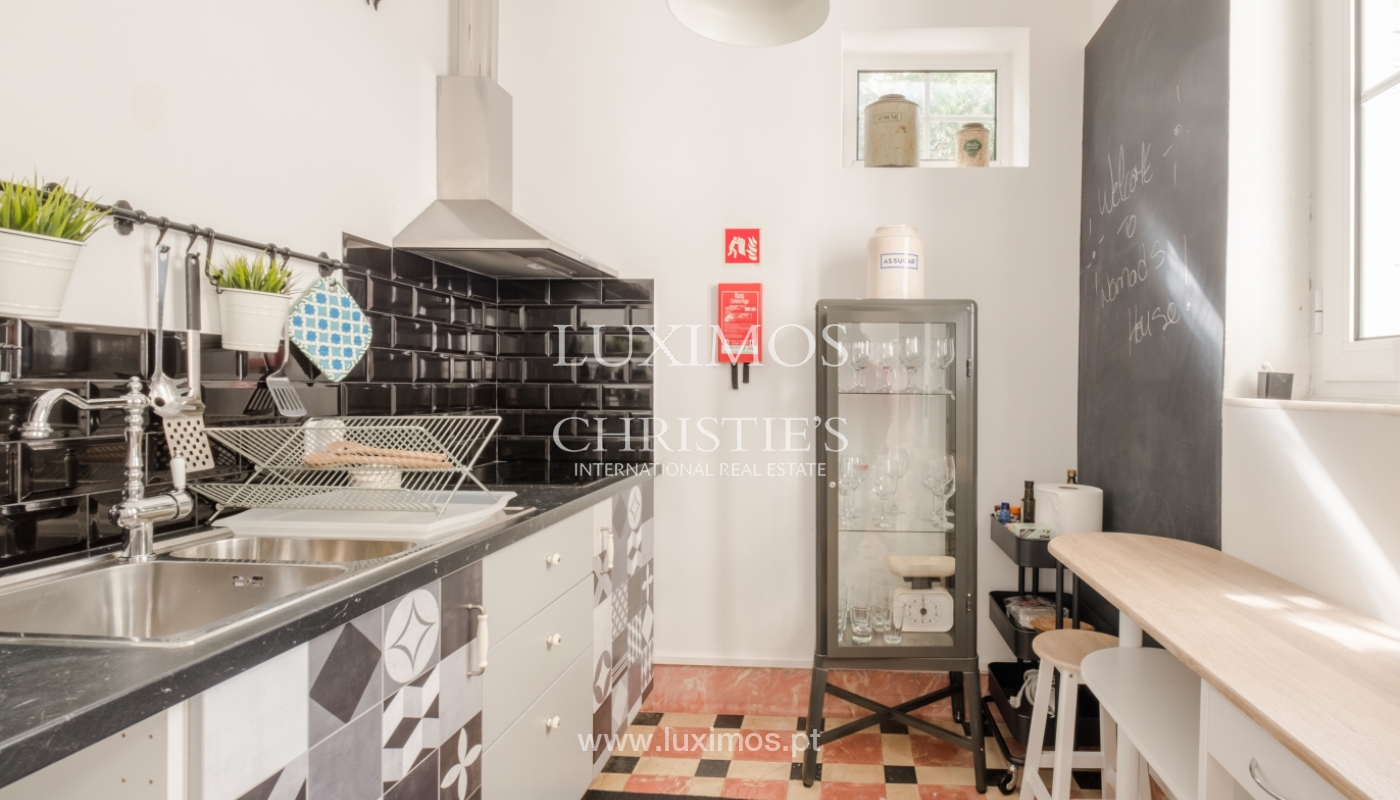 Sale of house with garden and terrace, in Porto, Portugal_135484