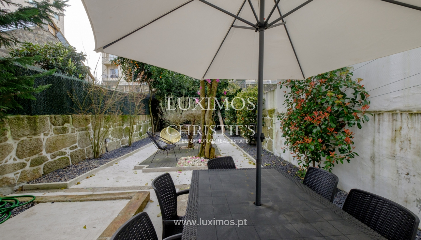 Sale of house with garden and terrace, in Porto, Portugal_135524